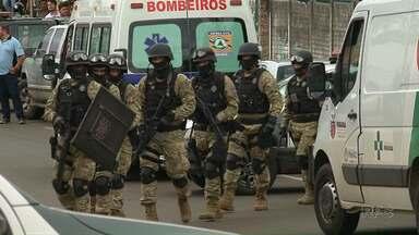 Depois de onda de crimes, moradores de Pinhão reclamam de falta de segurança na cidade - Em 2017, inúmeros crimes graves foram registrados na cidade