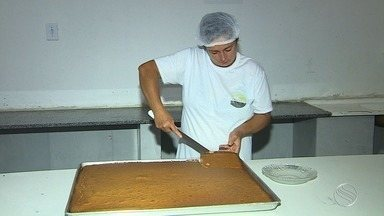 Confira uma receita deliciosa feita com a farinha da batata doce - Confira uma receita deliciosa feita com a farinha da batata doce.