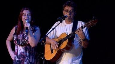Clássicos da viola e cantigas de roda fazem parte do repertório do 'Trem Chiq' - Grupo é o convidado deste domingo do Globo Horizonte.