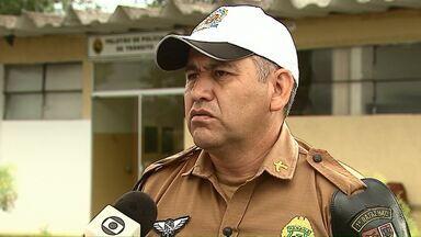 Policia Militar flagra um motorista bêbado por dia, em Ponta Grossa - Número de flagrantes já é maior que em todo o ano passado.