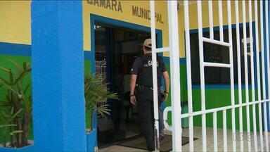 Gaeco cumpre mandados de busca contra vereadores de Rio Branco do Sul - Foram cumpridos 15 mandados de busca e apreensão nos gabinetes de 7 vereadores.