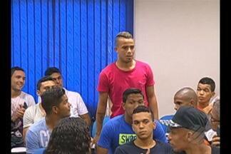 Águia apresenta jogadores para temporada 2018 - Time de Marabá estreia no Parazão no dia 13 de janeiro contra Castanhal. João Galvão é o técnico da equipe