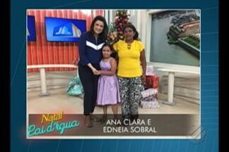 TV Liberal recebe presentes para campanha Natal Pai D'égua - Doações devem ser entregues na sede da TV.