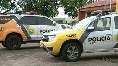Homem que usava tornozeleira eletrônica é morto em avenida de Umuarama - Ele foi assassinado com vários tiros. A polícia investiga o crime.