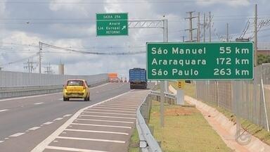 Obra de duplicação na rodovia João Mellão é entregue em Avaré - A obra de duplicação da rodovia João Mellão (SP-255), em Avaré (SP), foi entregue nesta segunda-feira (17) pelo governador Geraldo Alckmin (PSDB).