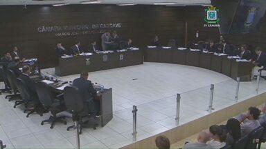 Câmara discute aumento do IPTU de Cascavel - A proposta da prefeitura é aumentar 12%, mas a Câmara pede que o reajuste da planta de valores seja de 8%.