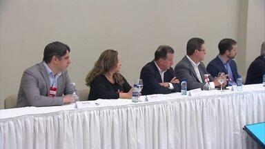 Encontro no Recife discute tendências econômicas para Pernambuco e o Brasil - Evento foi promovido pelo Grupo de Líderes Empresariais de Pernambuco (Lide).