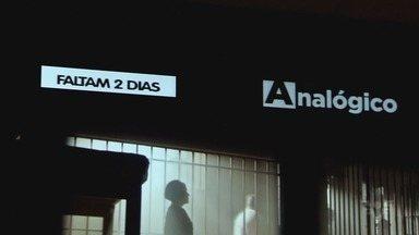Sinal analógico de TV será desligado na quarta-feira na Baixada Santista - Quem ainda não recebe o sinal digital precisa instalar conversor e antena.