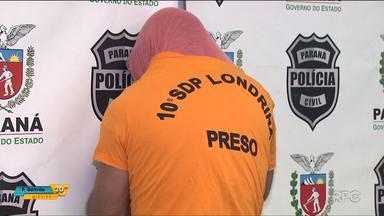 Polícia prende homem apontado como um dos maiores traficantes do Brasil - A prisão foi nesta semana, em Londrina.