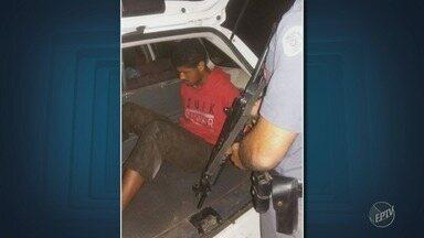 Criminosos fizeram uma família refém em Campinas; um foi preso - O caso aconteceu no Jardim Morumbi.
