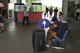 Rodoviária de Mogi deve receber mais turistas no Natal - Previsão é que cerca de 20 mil pessoas passa pelo local durante o final de semana.