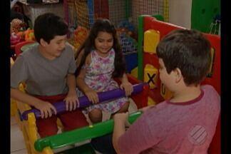 Brinquedos educativos são uma ótima opção de presentes nesta época de natal - Segundo os especialistas eles despertam o raciocínio e a criatividades das crianças.