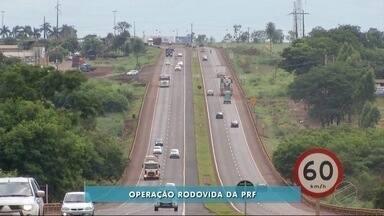 Motoristas de MS deverão ficar mais atentos nas viagens durante operação da PRF - O objetivo da ação é reduzir os casos de violência no trânsito em todo o Brasil.