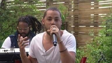 Jammil e Uma Noites canta 'Praieiro' - Banda agita a manhã deste sábado