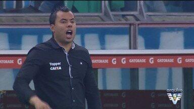 Santos acerta verbalmente com técnico Jair Ventura - Treinador já se desligou do Botafogo, mas ainda é preciso o pagamento da multa rescisória.