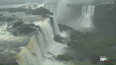 Parque Nacional do Iguaçu vai abrir mais cedo a partir de amanhã - O atendimento começará às 8h