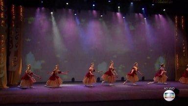 Recife recebe espetáculo de dança que mistura ritmos musicais para abordar a desigualdade - Apresentação ocorre no Parque Dona Lindu, em Boa Viagem.