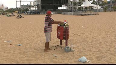 JPB2JP: Questão de saúde pública: deixar a praia limpa - Saiba as consequências de jogar lixo na areia.