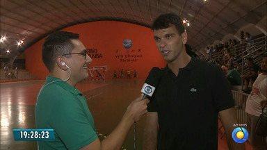 JPB2JP: Jogo beneficente reúne personalidades em prol de Peninha - Na Vila Olímpica Parahyba.