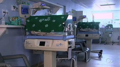 UTI Neonatal do HU e maternidade que atende gestantes de alto risco enfrentam superlotação - Hospital questiona leitos fechados na Santa Mônica, que prevê solução temporária apenas em janeiro.