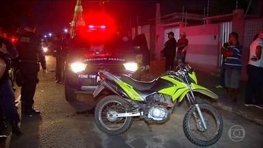 Rio Grande do Norte não terá ajuda da União para amenizar crise financeira - A crise financeira e de segurança pública do estado continua. Sem receber e com equipamentos de trabalho precários, os policiais completaram oito dias sem sair às ruas.