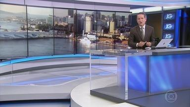 Jornal da Globo - Íntegra 26 Dezembro 2017 - As notícias do dia com a análise de comentaristas, espaço para a crônica e opinião.