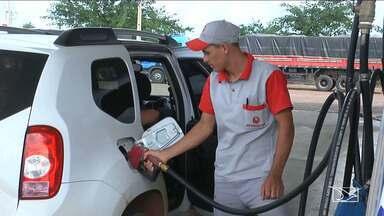 Caminhoneiros reclamam de despesas maiores no Maranhão - Caminhoneiros reclamam de despesas maiores no Maranhão e Balsas aparece com o combustível mais caro no interior do Maranhão.