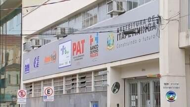 PAT de Itapetininga oferece 150 vagas de emprego nesta semana - A repórter Beatriz Buosi traz as oportunidades de emprego no Posto de Atendimento ao Trabalhador (PAT) de Itapetininga (SP).
