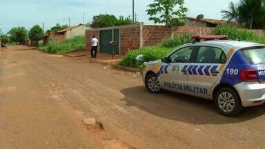 Três pessoas são mortas vítimas de tiroteio em Porto Nacional - Três pessoas são mortas vítimas de tiroteio em Porto Nacional