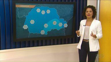 Áreas de instabilidade continuam sobre o Paraná, mas aumenta o calor - Confira na previsão do tempo.