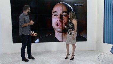 Atleta de MMA Marlon Moraes, de Nova Friburgo, fica entre os 10 melhores estreantes do ano - Confira a seguir.