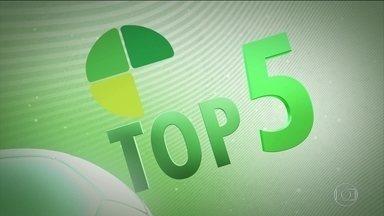 Top 5: Os cinco gols mais bonitos do futebol brasileiro em 2017 - Veja quais foram os cinco gols mais bonitos no futebol brasileiro em 2017