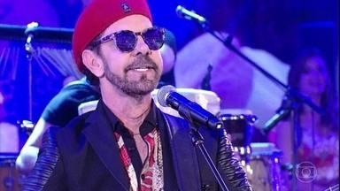 Nando Cordel levanta a plateia com 'Gostoso Demais' - Confira a música, hit em parceria com Dominguinhos