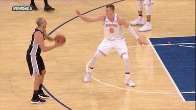 """Spurs vence jogo na NBA com cesta """"invisível"""" - Spurs vence jogo na NBA com cesta """"invisível"""""""