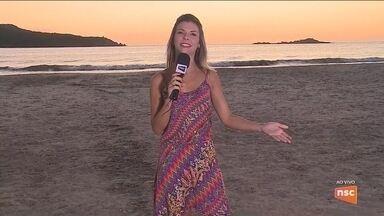'Bom Dia na Praia' visita a Praia do Sonho - 'Bom Dia na Praia' visita a Praia do Sonho