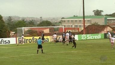 Comercial-SP vence o Rio Branco por 2 a 1 na Copinha 2018 - Partida aconteceu em Cravinhos (SP) na tarde de quarta-feira (3).
