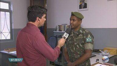 Jovens nascidos em 2000 devem realizar alistamento militar obrigatório - Jovens nascidos em 2000 devem realizar alistamento militar obrigatório