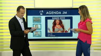 Confira as opções de lazer para esta quinta-feira (4) em Salvador - Veja na agenda do JM.