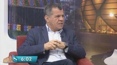 Secretário de Segurança fala sobre apreensões de drogas no AM - Bosco Saraiva concedeu entrevista ao Bom Dia Amazônia.