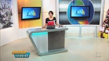 Veja o que é destaque no Jornal Anhanguera 1ª Edição desta quinta-feira (4) - Entre os principais assuntos está a queda de uma torre de transmissão no Anel Viário, em Aparecida de Goiânia.