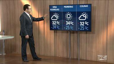 Veja a previsão do tempo nesta quinta-feira (04) no MA - Confira como deve ficar o tempo e a temperatura em São Luís e no Maranhão.