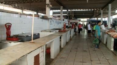 Projeto será elaborado para melhorar a estrutura do Mercado de Maceió - Comerciantes e consumidores convivem com vários problemas de infraestrutura.