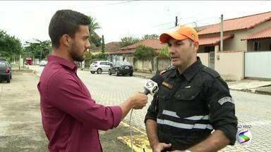 Temporal atinge Sul do Rio mas não deixa estragos na região - Defesa Civil mantêm estado de atenção para esta quinta-feira. As cidades que permaneciam neste estado são Resende, Volta Redonda, Angra dos Reis e Paraty.