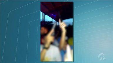 Polícia investiga vídeo de bandidos comemorando réveillon em Resende, RJ - Nas imagens, criminosos aparecem comemorando a virado do ano no bairro Cidade Alegria.