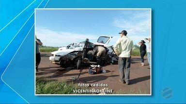 Uma criança morre e outra fica ferida em acidentes em rodovias de MS - Acidente com morte foi registrado na MS-276, no distrito de Indápolis. O outro foi na MS-276, entre Batayporã e Anaurilândia e envolveu três carros.