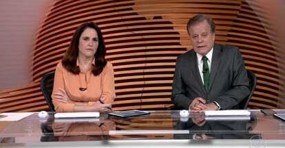 Bom Dia Brasil - Íntegra 05 Janeiro 2018 - O telejornal, com apresentação de Chico Pinheiro e Ana Paula Araújo, exibe as primeiras notícias do dia no Brasil e no mundo e repercute os fatos mais relevantes.