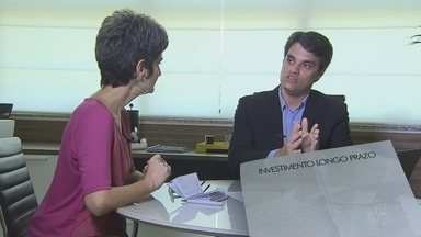 Quadro No Fim das Contas destaca opções de investimentos - A repórter de Economia Mônica Carvalho, de Brasília, mostra exemplos que deram certo.