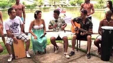 Estreia da 2ª temporada do 'Plugue de Verão' teve música e muita diversão - Estreia da 2ª temporada do 'Plugue de Verão' teve música e muita diversão