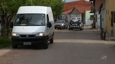 Polícia intensifica segurança no Barroso - População vive com medo dos marginais.