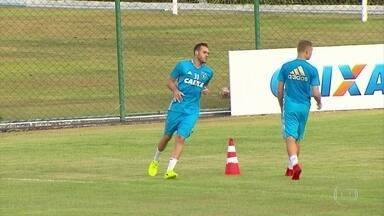 Pedro Castro vê chegada no Sport como chance da vida - Pedro Castro vê chegada no Sport como chance da vida